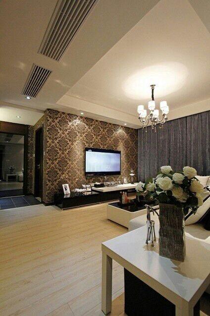 简约 二居 客厅图片来自天津尚层装修韩政在社会山2014的分享