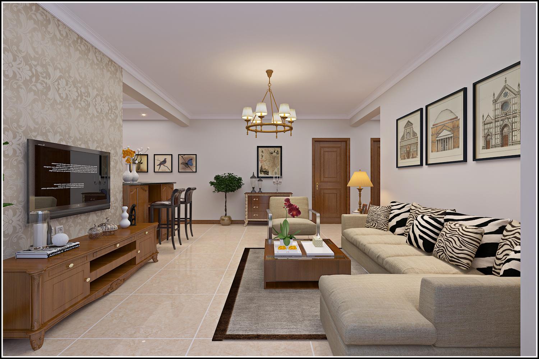 简约 二居 白领 小资 80后 客厅图片来自石家庄装修装饰设计公司在海龙湾100平现代简约的分享