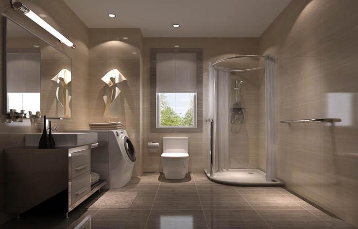 新中式 卫生间图片来自高度国际宋书培在春晖园·随园两居室装饰效果图的分享
