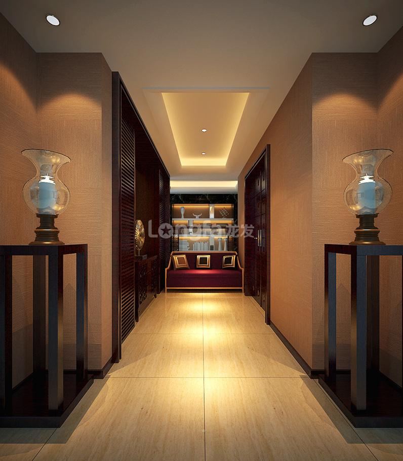 简约 欧式 三居 别墅 白领 收纳 旧房改造 80后 小资 楼梯图片来自西安龙发装饰在中海铂宫原创设计分享的分享