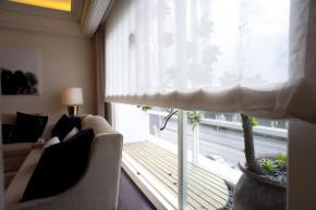 北欧 温馨 浪漫 舒适 大气 阳台图片来自成都生活家装饰在147平米打造浪漫温馨北欧风格的分享