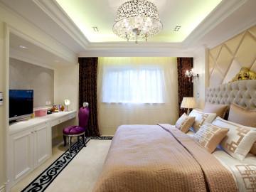 独栋别墅—欧式风格—装修设计