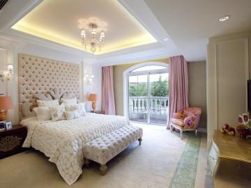 欧式风格—成都别墅装修设计