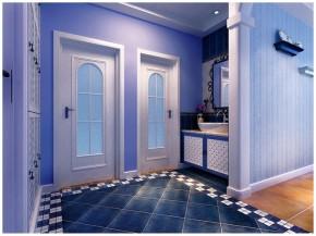 简约 三居 地中海 浪漫 温馨 卫生间图片来自孙进进在120平地中海浪漫家温馨的家居的分享