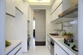 北欧 温馨 浪漫 舒适 大气 厨房图片来自成都生活家装饰在147平米打造浪漫温馨北欧风格的分享