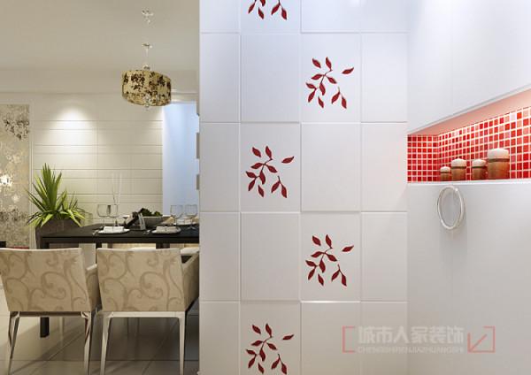 餐椅以同样的色泽与相似的花案融入这样的情境,透过黑晶长方餐桌构成经典的组景。