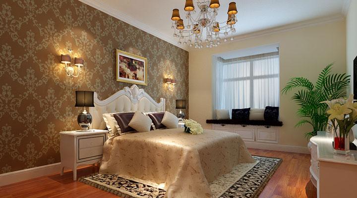 简约 三居 白领 卧室图片来自亚光亚装饰神设手小美在润枫领尚的分享