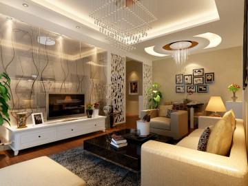 简约、时尚、舒适的家居环境