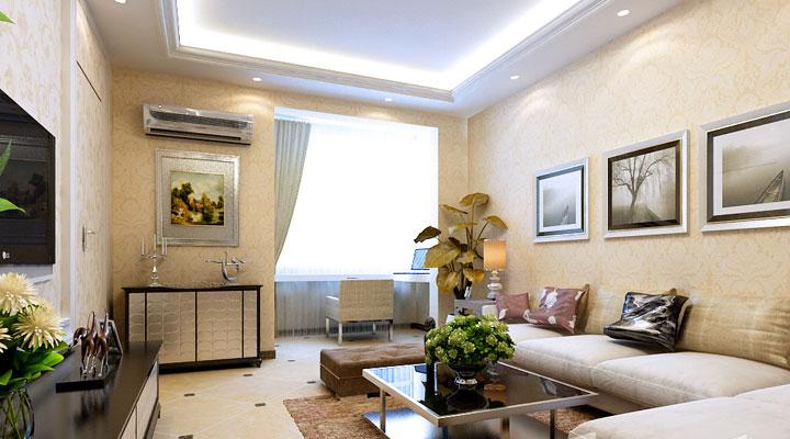 简约 三居 白领 客厅图片来自亚光亚装饰神设手小美在润枫领尚的分享