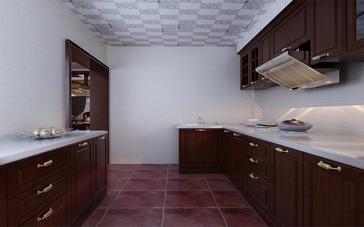 中式 大宅 豪华 厨房图片来自用户5561912747在默认专辑的分享