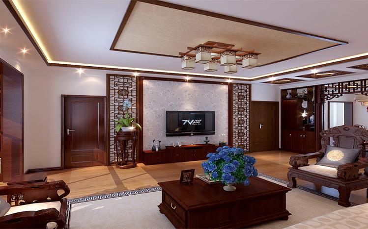 中式 大宅 豪华 卧室图片来自用户5561912747在默认专辑的分享