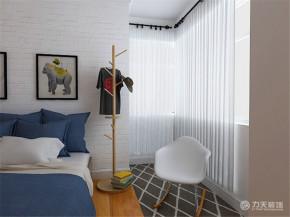 北欧 二居 白领 阳台图片来自阳光放扉er在亚泰津澜-85.97平米-北欧风格的分享