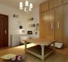 打造三居现代简约的温馨三口之家