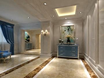 别墅现代法式风格