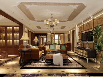 金色漫香苑美式公寓