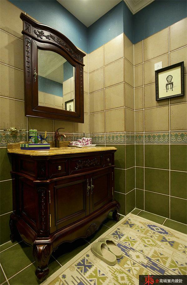 卫生间图片来自東合設計在英伦湾样板间——森林童话的分享