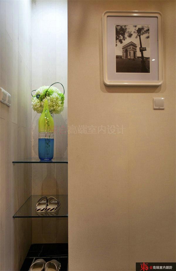 客厅图片来自東合設計在英伦湾样板间——爱马仕的分享