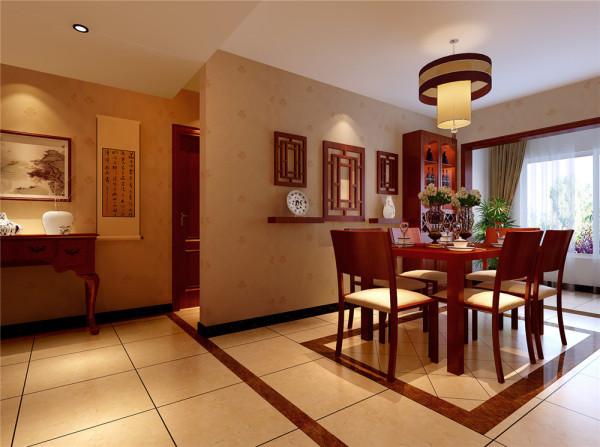 用造型吊顶来区分,一方面强调室内空间宽敞、明亮,在空间设计中追求将空间尽可能放大。由改变一些结构,提升整体空间使用率,墙面、地面、顶面以及家具陈设乃至灯具等以较为简单的造型