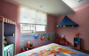 小户型 二居 黑白 北欧 现代 小资 儿童房 儿童房图片来自小兵无敌在96平黑白北欧现代简约风的分享
