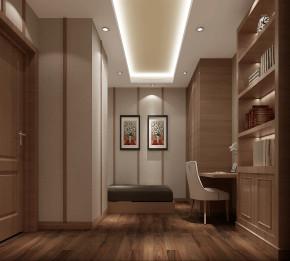 现代 硬装 二居 高大上 小资 温馨 合理 玄关图片来自于平703在海河大观---现代简约的分享