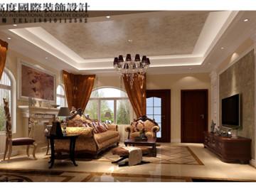香江别墅430平米托斯卡纳展示