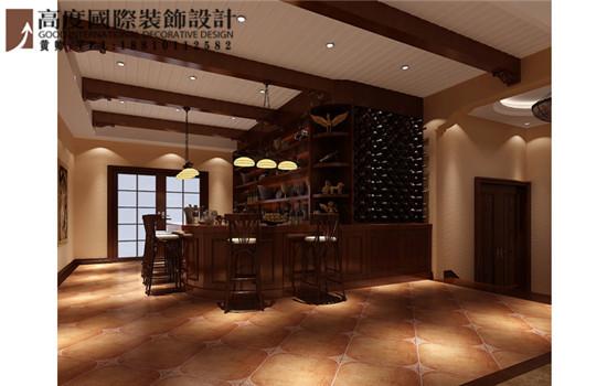 欧式 别墅 餐厅图片来自高度国际装饰黄帅在36W打造香山第一独栋别墅的分享