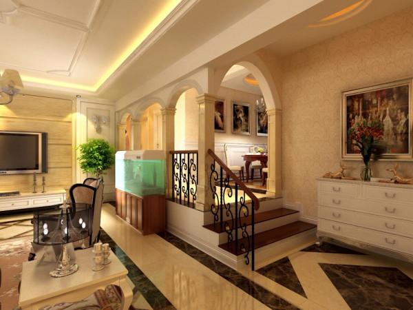 浪漫的罗马帘,精美的油画,制作精良的雕塑工艺品,都是点染欧式风格不可缺少的元素。但需要注意的是,这类风格的装修,在面积、空间较大的房间内会达到更好的效果。