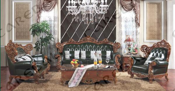客厅作为待客区域,一般要求简洁明快,同时装修较其它空间要更明快光鲜,通常使用大量的石材和木饰面装饰;美国人喜欢有历史感的东西。总体而言,美式田园风格的客厅是宽敞而富有历史气息的。