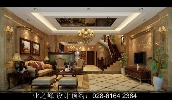 复古经典的欧式风格设计兼备豪华、优雅、和谐、舒适