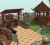 春港花园--园林设计