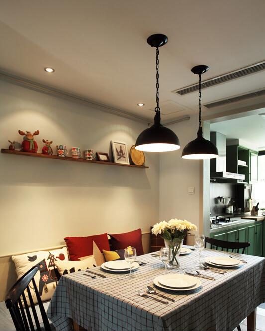 混搭 简约 小资 三居 餐厅图片来自lanxiang5205在默认专辑的分享
