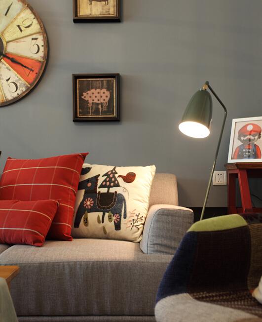 混搭 简约 小资 三居 客厅图片来自lanxiang5205在默认专辑的分享