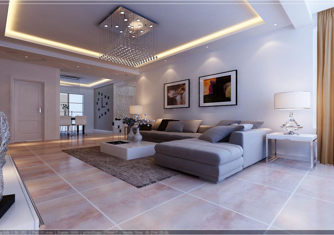 简约 客厅图片来自百家装饰小王在惠民新苑149平的分享