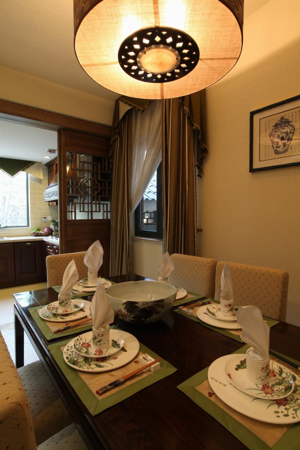简约 别墅 小资 白领 餐厅图片来自苹果装饰公司在中式田园风格图欣赏的分享
