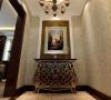 欧美风情-270平米四居室装修设计