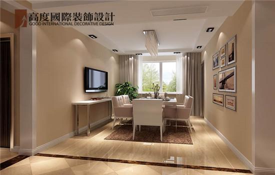 北京家装 装修 装饰设计 餐厅图片来自高度老杨在冠城名墩道 港式 公寓的分享