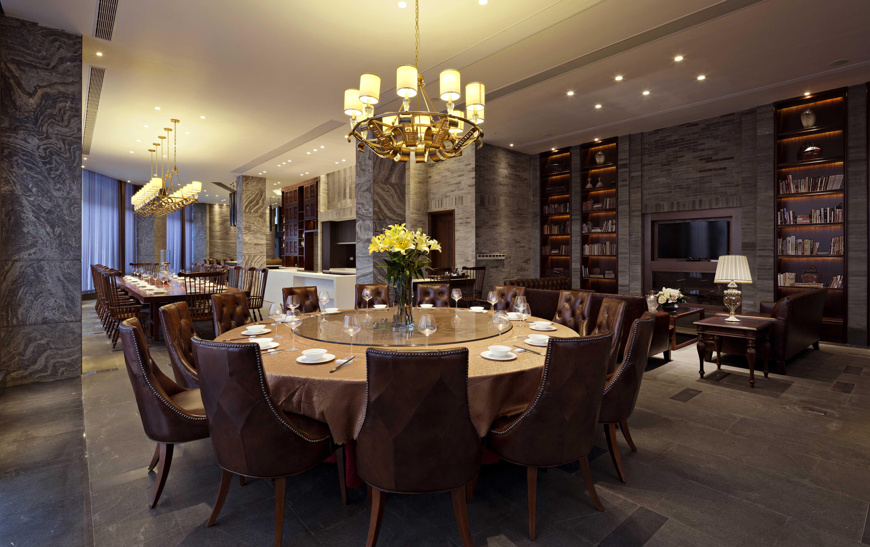 餐厅图片来自陈卫群在陈卫群作品南湖高尔夫别墅的分享
