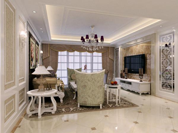 本案为西局欣园3室2厅2卫1厨的户型。风格为欧式。