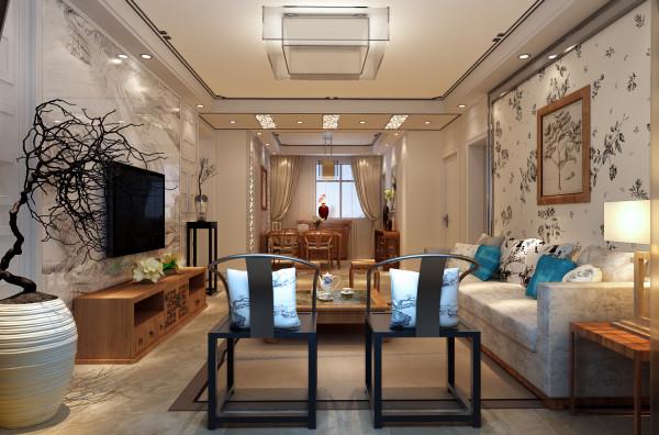 在形式上中式建筑有自己的特点,坡屋顶、院墙、青瓦、干净明白的白色粉墙、马头墙,以及极具中国特色的门窗装饰,给人一种悠远、浓厚的文化韵味。 充分的体现了主人浓厚的文化气息和高品质的生活品味。