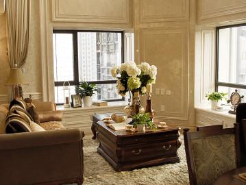 杰特公寓混搭风格样板设计(二)