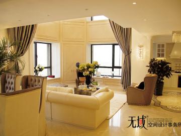 杰特公寓欧美混搭风格样板房设计
