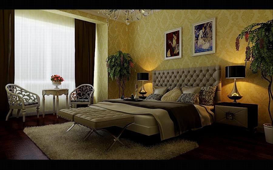 简约 欧式 三居 白领 厨房 餐厅 卧室 客厅 小资图片来自石家庄业之峰陈赓在阿尔卡地亚简欧风格的分享