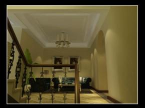 别墅 地中海 小资 收纳 白领 室内设计 沈阳装修 装修公司 楼梯图片来自装修顾问在碧桂园的分享