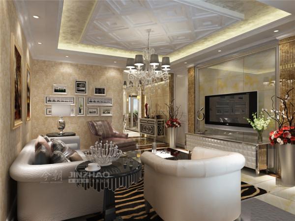 【今朝装饰】:西安文景小区-167平四居室-简欧风格(本小区装修设计126套)