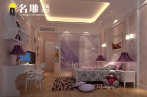 欧式 四居室 欧式风格 高富帅 80后 时尚风 卧室 卧室图片来自名雕装饰长沙分公司在保利国际广场欧式豪宅的分享