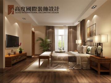 中粮祥云 300平 简约风格公寓