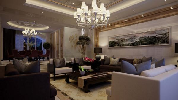 根据业主对家的要求,把风格定位在混搭风格上。混搭糅合东西方美学精华元素,将古今文化内涵完美地结合于一体,充分利用空间形式与材料,创造出个性化的家居环境。