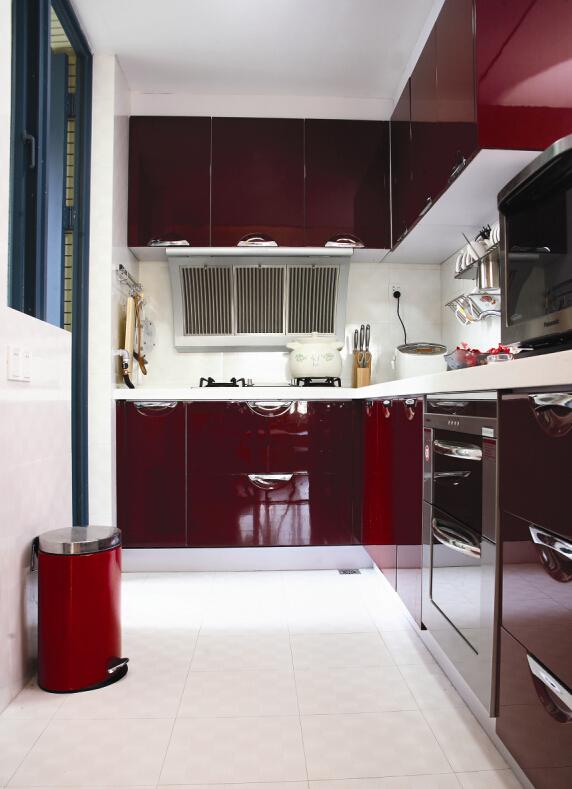 简约 三居 温馨 舒适 文艺青年 收纳 旧房改造 厨房图片来自北京老房装修-今朝装饰王丽在彩色世界的分享