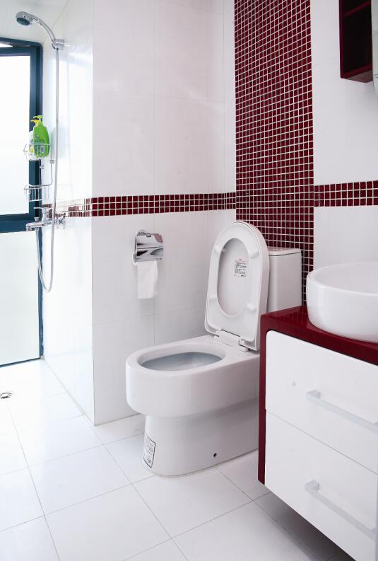 简约 三居 温馨 舒适 文艺青年 收纳 旧房改造 卫生间图片来自北京老房装修-今朝装饰王丽在彩色世界的分享