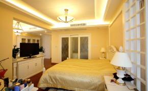 简约 四居 白领 小清新 文艺青年 温馨 舒适 卧室图片来自北京老房装修-今朝装饰王丽在华丽不奢侈 清新不单调。的分享
